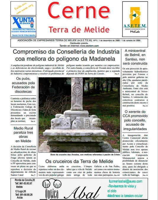 CERNE Nº 11 – DECEMBRO 2005