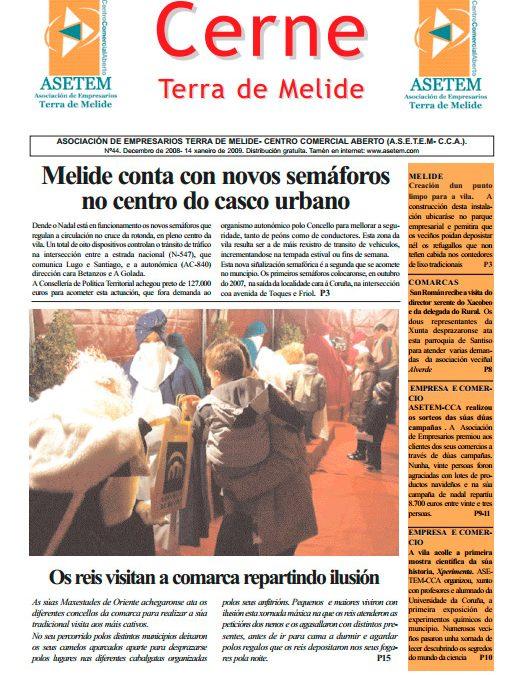CERNE Nº 44 – DECEMBRO 2008