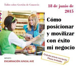 Taller Gestión Comercio (foto)