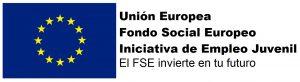 Unión Europea Fondo Social Europeo Iniciativa de Fondo Juvenil
