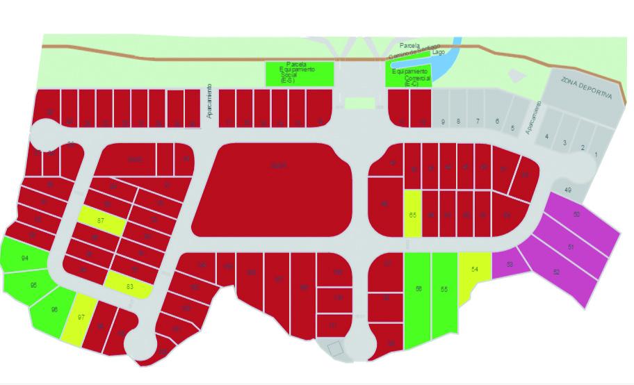 O polígono da Madanela oferta solo industrial bonificado  ao 30 por cento