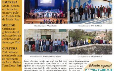 CERNE 160 – MAIO 2019
