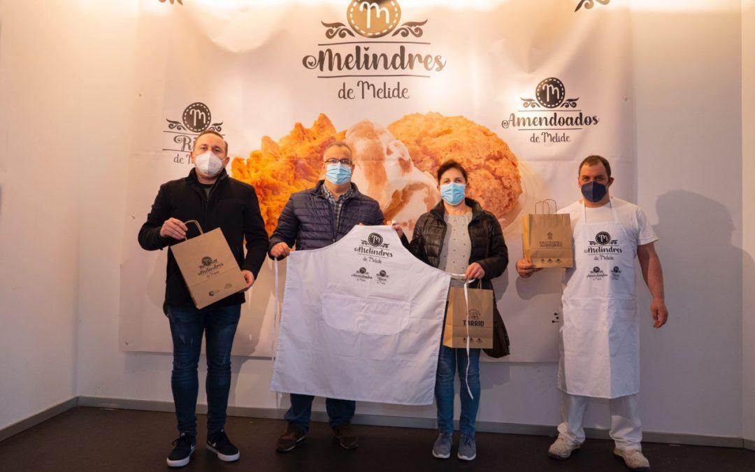O Concello de Melide buscar dar a coñecer e poñer en valor a repostería tradicional da vila: ricos, melindres e amendoados