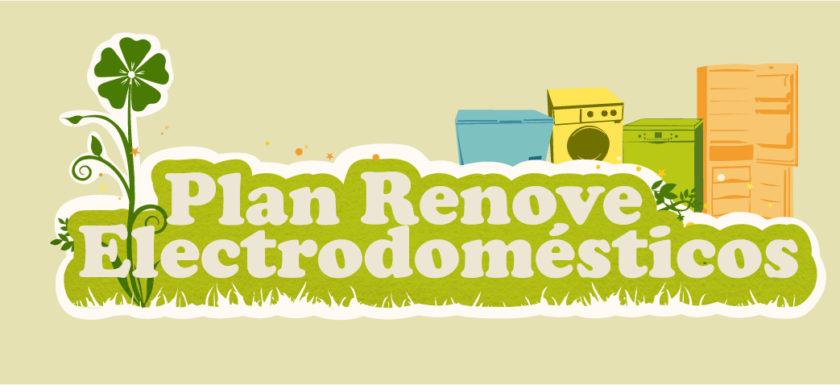 Aberto o prazo para solicitar as axudas do Programa Renove Electrodomésticos
