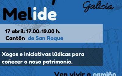 A asociación ASCM pecha a súa xira SporTodxs Galicia esta fin de semana en Melide
