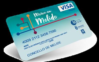 Establecementos campaña tarxeta moedeiro 'Merca en Melide'