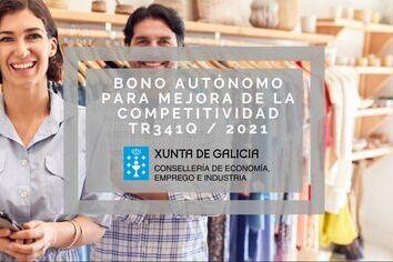 Aberto o prazo para o Programa Bono das persoas autónomas