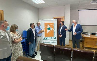 ASETEM beneficiaria dunha axuda a prol da promoción económica da Deputación